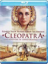 Blu Ray Cleopatra (Edizione 50' Anniversario) ( 2 Dischi) ....NUOVO
