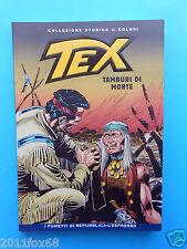 comics tex n. 84 collezione storica a colori tamburi di morte fumetti repubblica