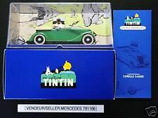 VOITURE TINTIN CAR ATLAS # 08 LA MITRAILLEUSE