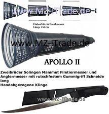 Gratisakt.1x Orig Aalreuse Aalkorb Reuse Krebskorb APOLLO 2 II + Mammut Messer
