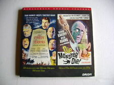 THE COMEDY OF TERRORS/DIE MONSTER DIE-VINCENT PRICE WS