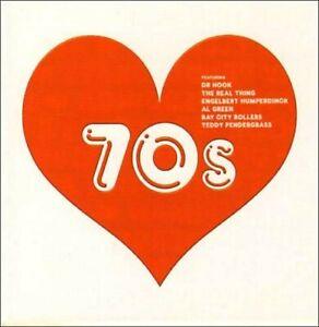 Various Artists-Seventies Love CD