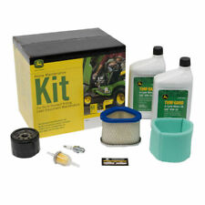 John Deere Home Maintenance Service Oil and Filter Kit LG240: GT225 Lawn Tractor