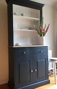 NEW 3' SOLID DRESSER OAK TOP KITCHEN UNIT. CAN BE MADE ANY SIZE OR COLOUR!