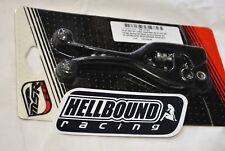 MSR lever set BLACK shorty Honda CR250 1994-2003 clutch brake lever set
