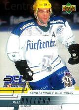 2000-01 German DEL #225 Mike Bullard
