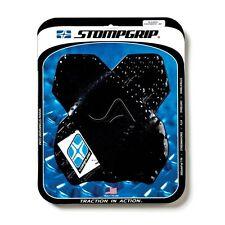 Stompgrip TRACTION pads SUZUKI GSX-R 600/750 11-17 Tapis de réservoir noir