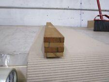 "Teak Decking Boards Marine Quality (4-PCS ) 1/2 x 2"" x 4' Burmese Teak VG KD-RGH"