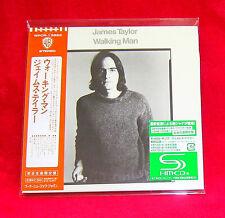 James Taylor Walking Man JAPAN MINI LP SHM CD WPCR-13822