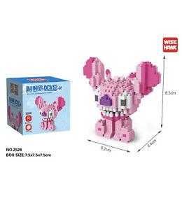 Disney Lilo & Stitch's Girlfriend Angel 313pcs Nano Blocks