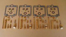 Yamaha XJR 1200 4PU Vergaser - Reparatur Satz Bj.1994-1998 carburator repair set