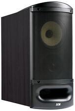 "*NEW* MTX DCM TFE60-B 6-1/2"" 200W MAX 2-WAY HOME AUDIO BOOKSHELF SPEAKER - BLACK"