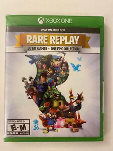 Rare Replay (Microsoft Xbox One, 2017) NEW