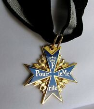 Imperial German Knights Cross - Pour le Merite - Blue Max Medal - WWI WW1