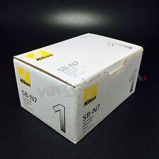 Nikon SpeedLight SB-N7 WH White Flash For Digital SLR 1 V3 V2 V1 New Original