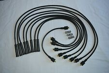 ROLLS ROYCE SHADOW 1 and 2 BENTLEY T1 T2 RESISTIVE CABLE HT LEADS
