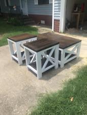Farmhouse Style Tables