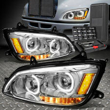 FOR 08-19 KENWORTH T170 T370 T660 LED DRL PROJECTOR HEADLIGHT LAMPS+TOOL SET