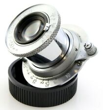 Fed 50mm F3.5 Collapsible Lens, L39 Leica Screw Mount. Ideal for Rangefinder