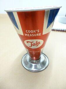 Tala Cooks Measure - Metal Measuring Cup / Jug - Cooking - Vintage Kitchenware