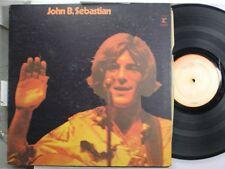 Rock Lp John B. Sebastian Self-Titled On Reprise