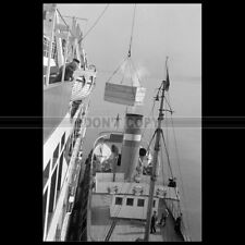 Photo B.002082 TRANSBORDEUR SS HOLLAND PAQUEBOT MS COLOMBIA 1934 BOULOGNE-S/MER