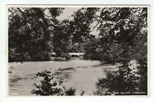 On The Ness Islands Inverness Real Photograph 14 Aug 1954 Harrison Victoria Hull
