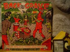 BACK FROM THE GRAVE Vol. 10 LP/'60s Garage Rock/Last Of The Garage Punk Unknowns
