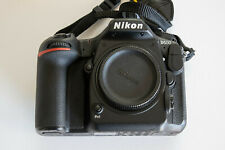 Nikon D500 20.9 MP Digital SLR Camera with 8362 Shutter Count and 2 Cards