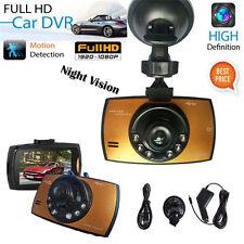 Full HD 1080P In Car DVR Camera Video Recorder Dash Cam Night Vision G-Sensor AU