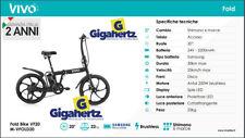 Bicicletta pieghevole ELETTRICA VIVO FOLD BIKE VF20 - BATT SAMSUNG ORIGINALE
