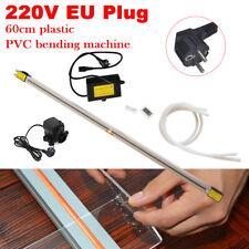 Acryl Kunststoff Heizung Bieger Leuchtkasten Infrarot PVC Biegung Maschine 60cm