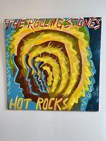 STEVE KEENE Painting THE ROLLING STONES Hot Rocks Art 24x24 Signed Original 2006