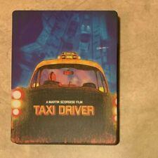 Taxi Driver Steelbook Blu Ray Movie Steel Book Collectors Edition Metal Case