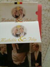 250 Frank Filip en Mathilde in kaftje zilver QP !