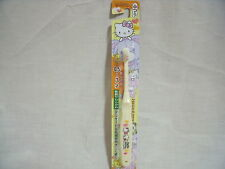 Hello Kitty Tooth Brushes  for kids less than three years old  made in Japan