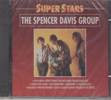 """The Spencer Davis Group """"Super Stars"""" NEW & SEALED CD 1st Class Post From The UK"""