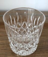 "Stuart Crystal Glass  - TEWKESBURY  3 1/4"" WHISKY 7 OZ"