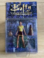 Buffy The Vampire Slayer Figure Cheerleader Cordelia Moore Collectibles MOC New!