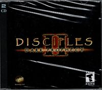 Disciples 2 II Dark Prophecy Pc Brand New XP