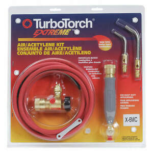 TURBOTORCH 0386-0339 Air/Acetylene Kit