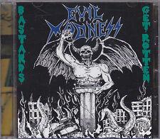 EVIL MADNESS - bastards get rotten CD