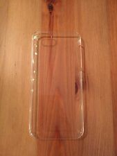 For iPhone 5 and 5s Crystal Clear Transparent Hard plastic Case Cover 0.5mm Thin
