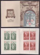 FRANCE FRANCIA 1970 Carnet Croix Rouge Francaise MNH**