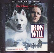 IRON WILL 1st Edition CD Soundtrack - Joel McNeely - Varese Sarabande 1994