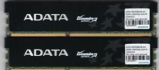 4GB 2x2GB ADATA AX3U1600GB2G9-2G DDR3-1600 PC3-12800 GAMING SERIES RAM KIT