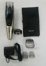 Philips Norelco Beard Vacuum trimmer Series 7200 BT7215 *Missing 1 Attachment*