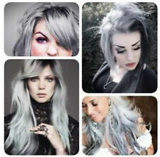 BERINA PERMANENT HAIR CARE STYLING COLOR CREAM LIGHT GREY SILVER # A 21