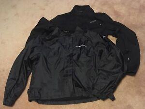 Women's Size 16 Fieldsheer Carboflex Jacket With  Rainguard Jacket Liner EUC