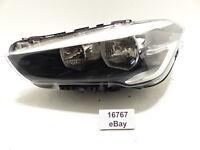 Original BMW X1 F48 Scheinwerfer Headlight links RHD Halogen 7346535 63117346535